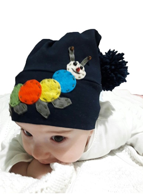 Baby Giz Bere Lacivert
